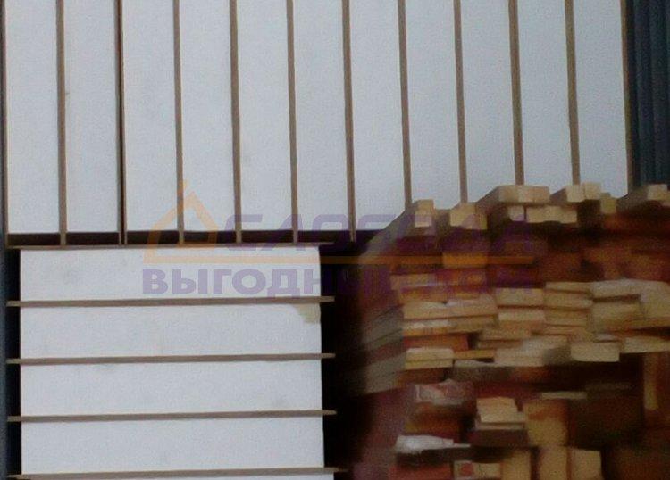 Готовый дом из сип панелей в ЯНАО, г. Салехард