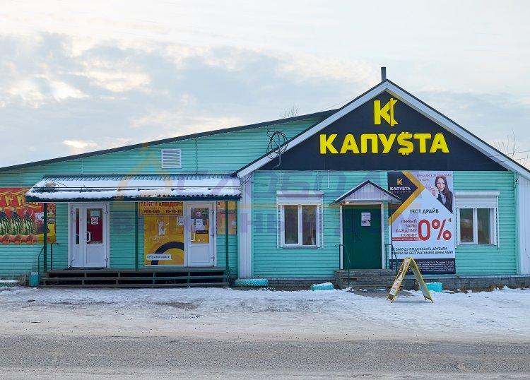 Готовый дом из сип панелей в пгт. Юрья, Кировская область