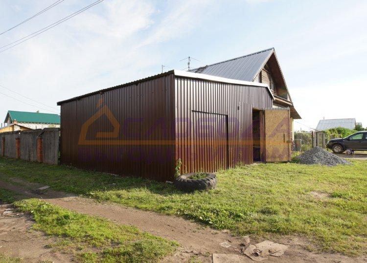 Готовый дом из сип панелей в мкр. Коминтерн, г. Киров, Кировская область