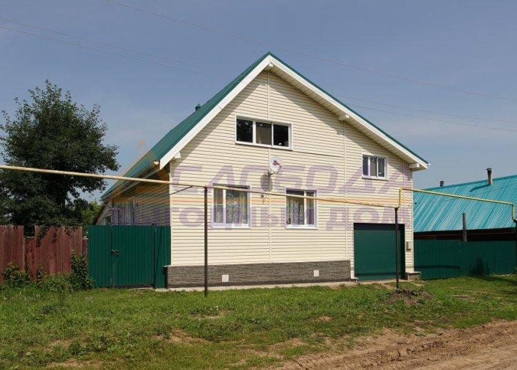 Готовый дом из сип панелей в Уржум, Кировская область