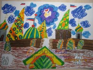 21. Россихин Егор, 8 лет. Рисунок 2.